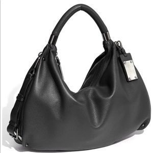 KENNETH COLE NEW YORK 'No Slouch Too' Leather Hobo